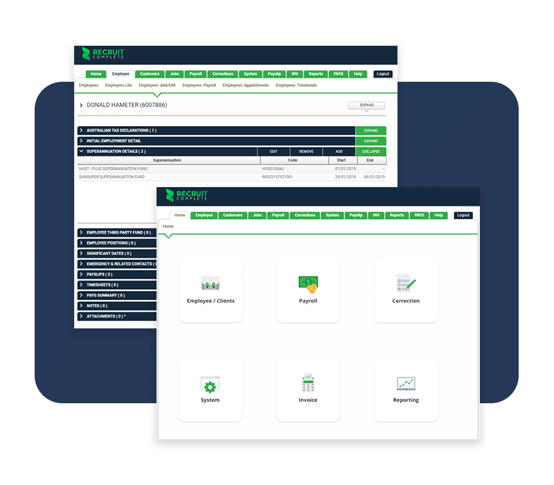 Approve timesheets to automatically process payroll