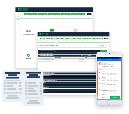 Automate your payroll and invoicing processes