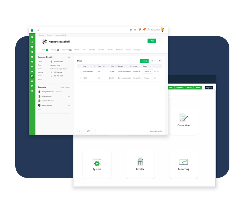 Automated invoicing