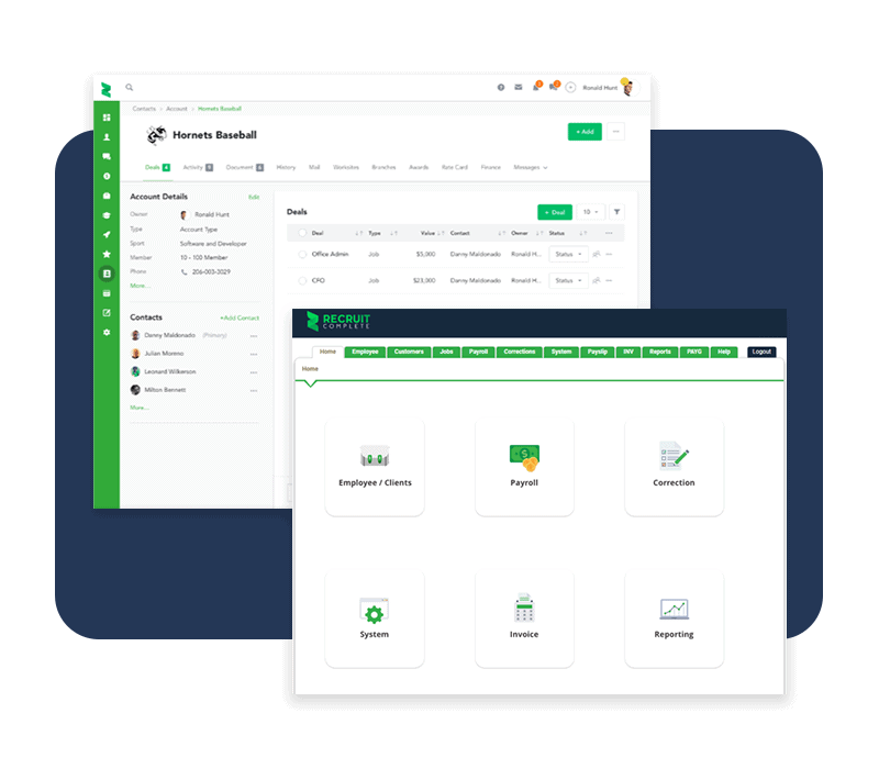 Automated invoicing system
